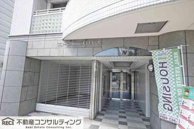 【エントランス】ワコーレハーバーCITY元町