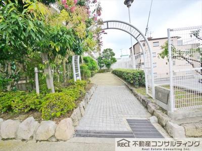 【駐車場】グラン・フェルティ神戸青谷