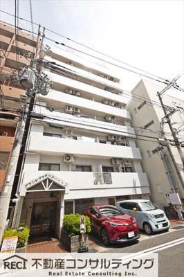 【居間・リビング】グランドプラザ神戸パートⅡ