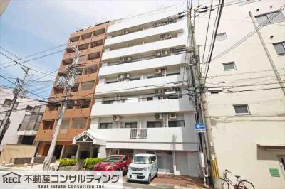 【外観】グランドプラザ神戸パートⅡ