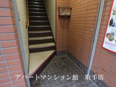 【玄関】小久保ビル2階