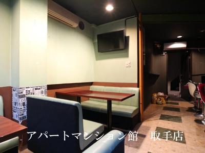 【居間・リビング】小久保ビル2階