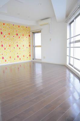 【寝室】No.63 オリエントキャピタルタワー