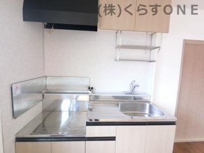 【キッチン】ボナール小宅
