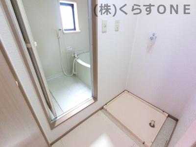 【洗面所】ボナール小宅