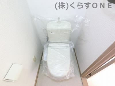【トイレ】ボナール小宅