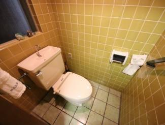【トイレ】池内工務店 神戸本社