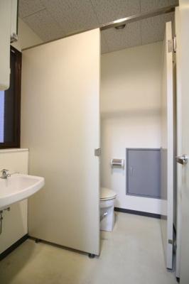 【トイレ】グリーンビル