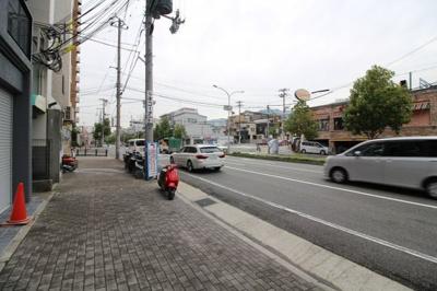 【周辺】メインステージ弓木町