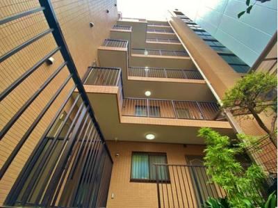 7階建4階部分のお住まいです。