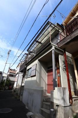 【外観】山手5丁目戸建
