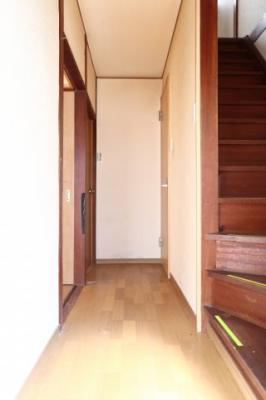【玄関】山手5丁目戸建