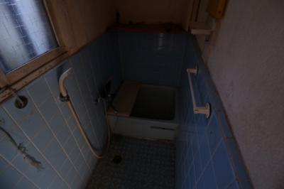 【浴室】山手5丁目戸建