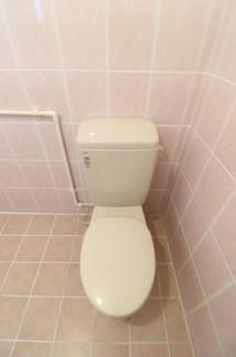 【トイレ】上間アパート
