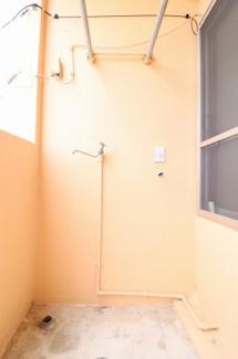 【バルコニー】上間アパート