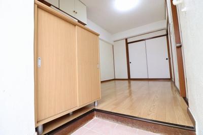 【玄関】上間アパート