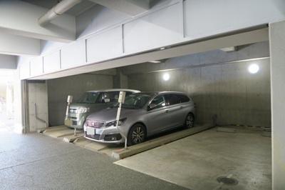 【駐車場】グランベール西七条