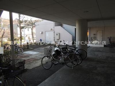 【駐車場】鎌倉山エレガンス笛田