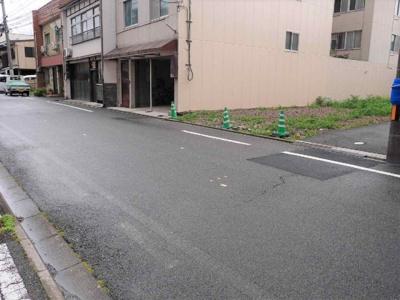 【前面道路含む現地写真】京都市中京区薬屋町