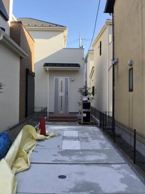 【外観】海老名市第1大谷南 新築一戸建て 3号棟