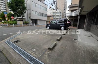 【駐車場】Serene Miyakojima