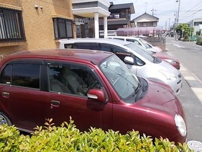 【駐車場】グランドアーサー