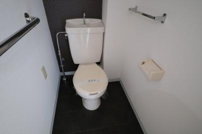 【トイレ】サンテラス池上