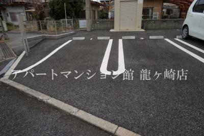 【駐車場】ヴィラフォレストA