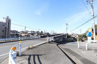 県道(誉田方面)