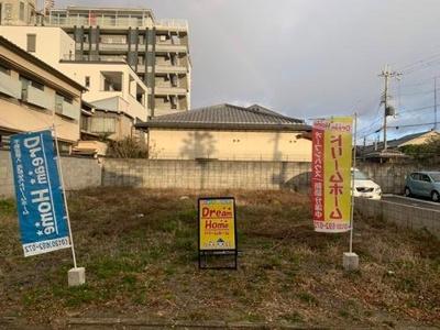 【外観】下鴨東本町 新築戸建1号地 自由設計
