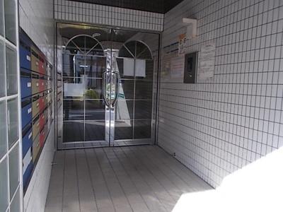【エントランス】ジョイフル亀島