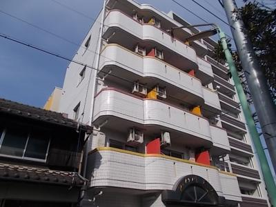 【外観】ジョイフル亀島