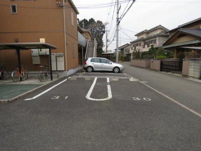【駐車場】グランドールⅠ