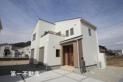 【外観】西脇市高田井町 新築戸建