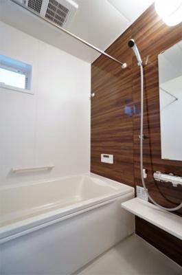 【浴室】小学校が近い新築戸建て さいたま市第8南区太田窪