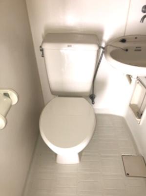 【トイレ】保谷ハイツ