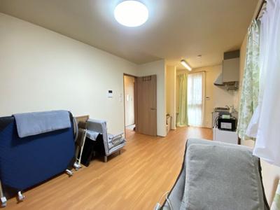 広々とした居室です