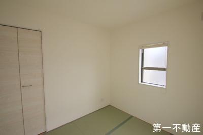 【和室】「西脇市 第一不動産」西脇市高田井町 新築戸建