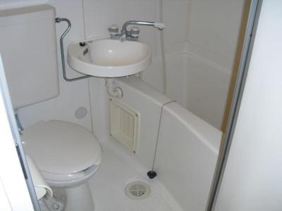 【浴室】フレンドリー1番館