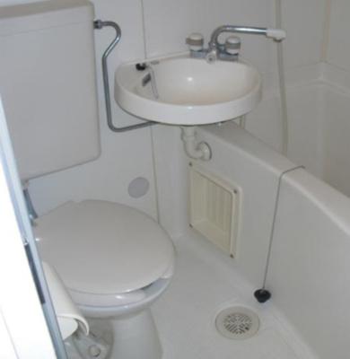 【トイレ】フレンドリー1番館