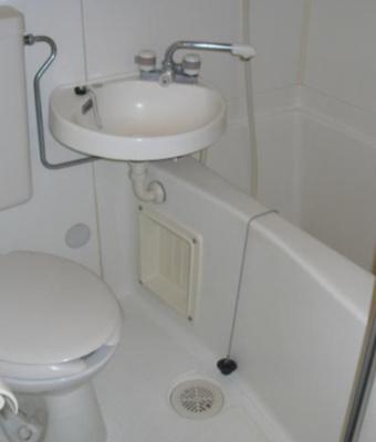 【洗面所】フレンドリー1番館