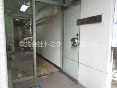 【エントランス】パークビュー東高円寺