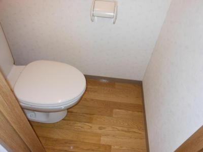 【トイレ】リンデンバウム・ミカド