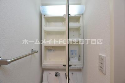 【独立洗面台】クレアート大阪トゥールビヨン