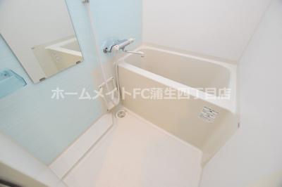 【浴室】クレアート大阪トゥールビヨン