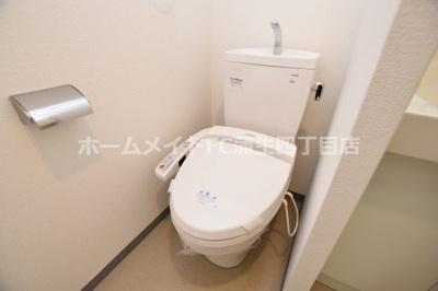 【トイレ】クレアート大阪トゥールビヨン