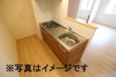 【キッチン】長田区西尻池町新築D-room