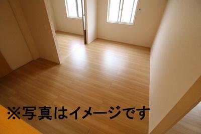 【居間・リビング】長田区西尻池町新築D-room