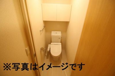 【トイレ】長田区西尻池町新築D-room