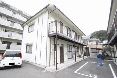 【外観】福井アパート A棟